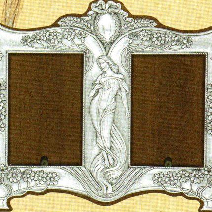 Κορνίζα Ασημένια Classic K331