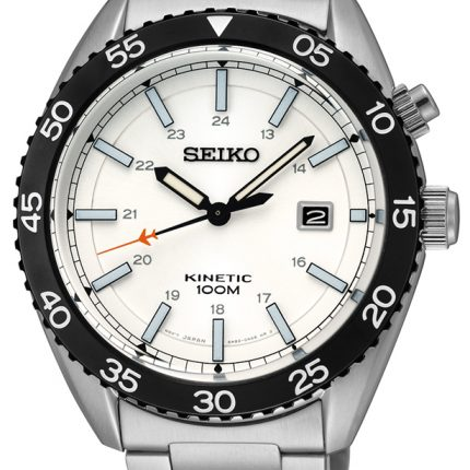 Ανδρικό ρολόι SEIKO KINETIC SKA615P1 με μπρασελέ