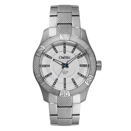 Unisex ρολόι OXETTE 11X03-00430 με μπρασελέ