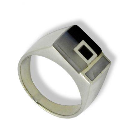 Ασημένιο δαχτυλίδι THE PRECIOUS