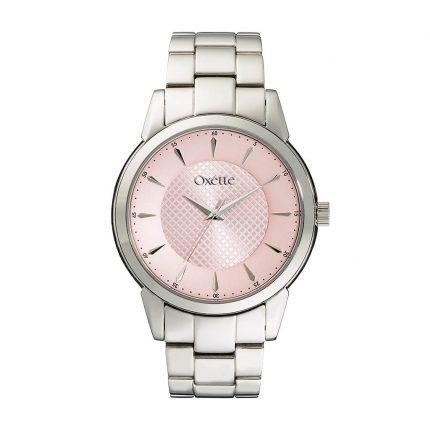 Γυναικείο ρολόι με μπρασελέ OXETTE 11X03-00459