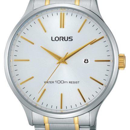 Ρολόι αντρικό με μπρασελέ LORUS RH961FX9