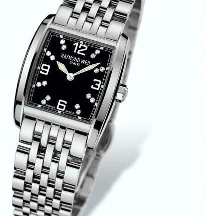 Γυναικείο ρολόι με μπρασελέ RAYMOND WEIL Don Giovanni 5976ST05227