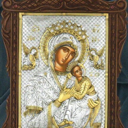Εικονες την Παναγιας - Αμολυντος Βυζαντινη - EX1003