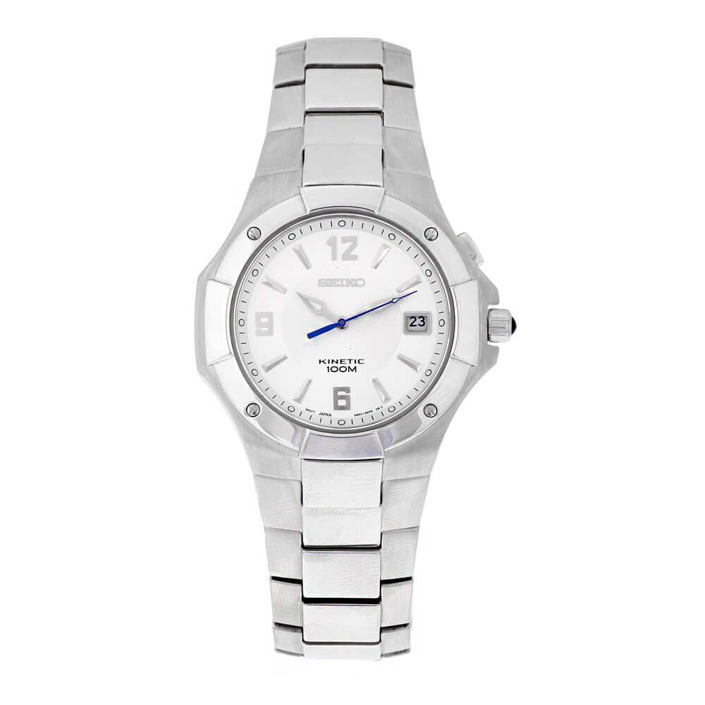 Watch with bracelet SEIKO KINETIC SKA241P1