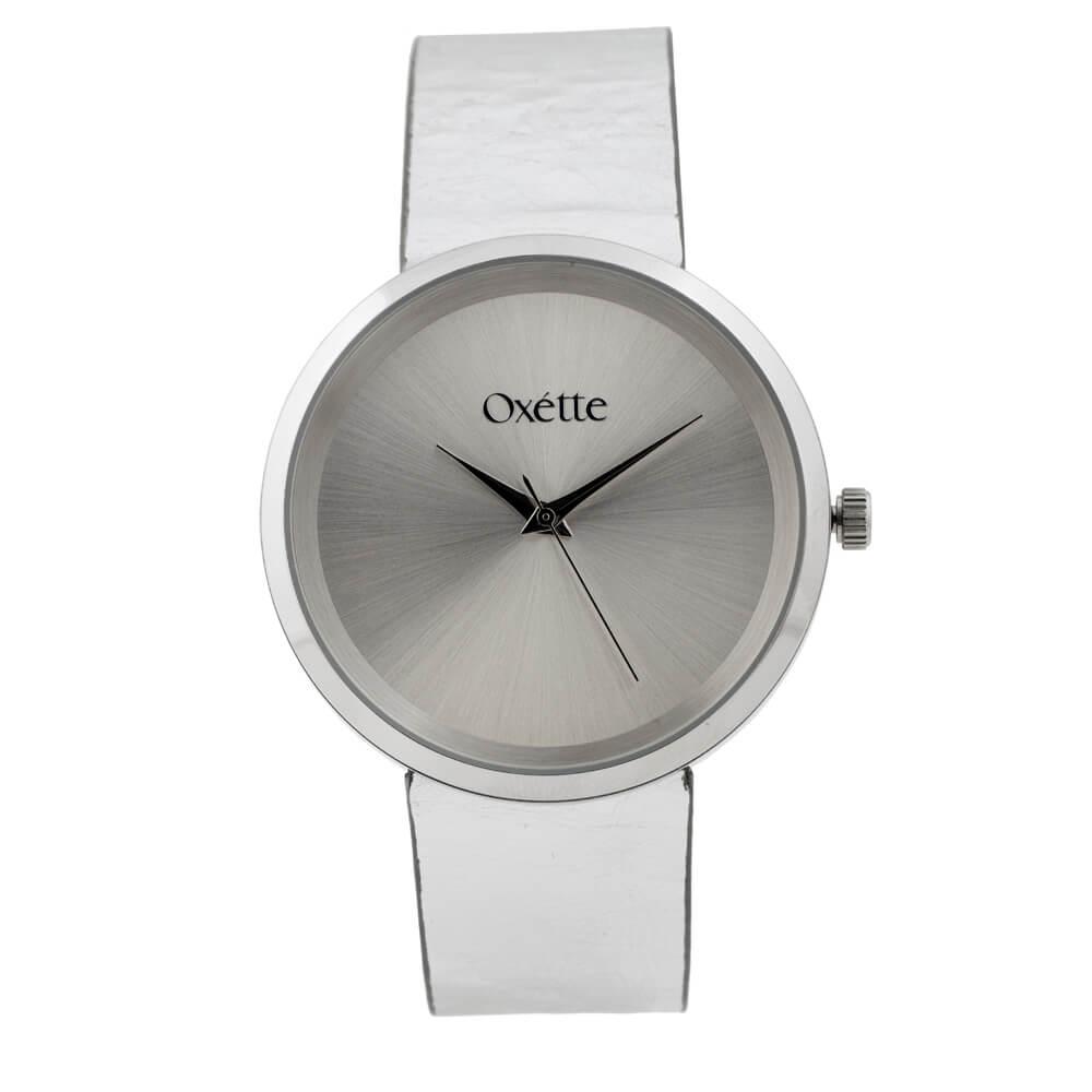 Γυναικείο ρολόι με δερμάτινο λουράκι Paris OXETTE 11X06-00481  ffe4c4e0610
