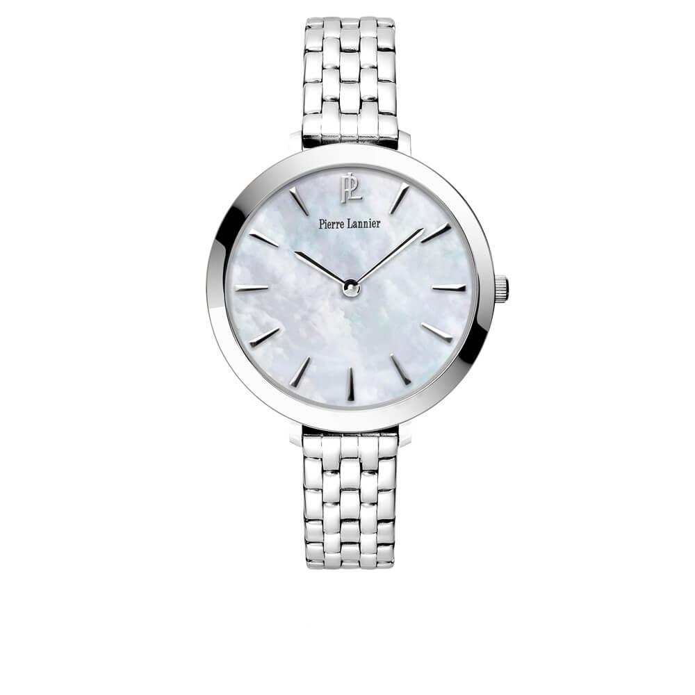 Γυναικείο ρολόι με μπρασελέ και φίλντισι καντράν PIERRE LANNIER 074K698  140€ 119€. -15%. Click to enlarge 4c3ec580c6a