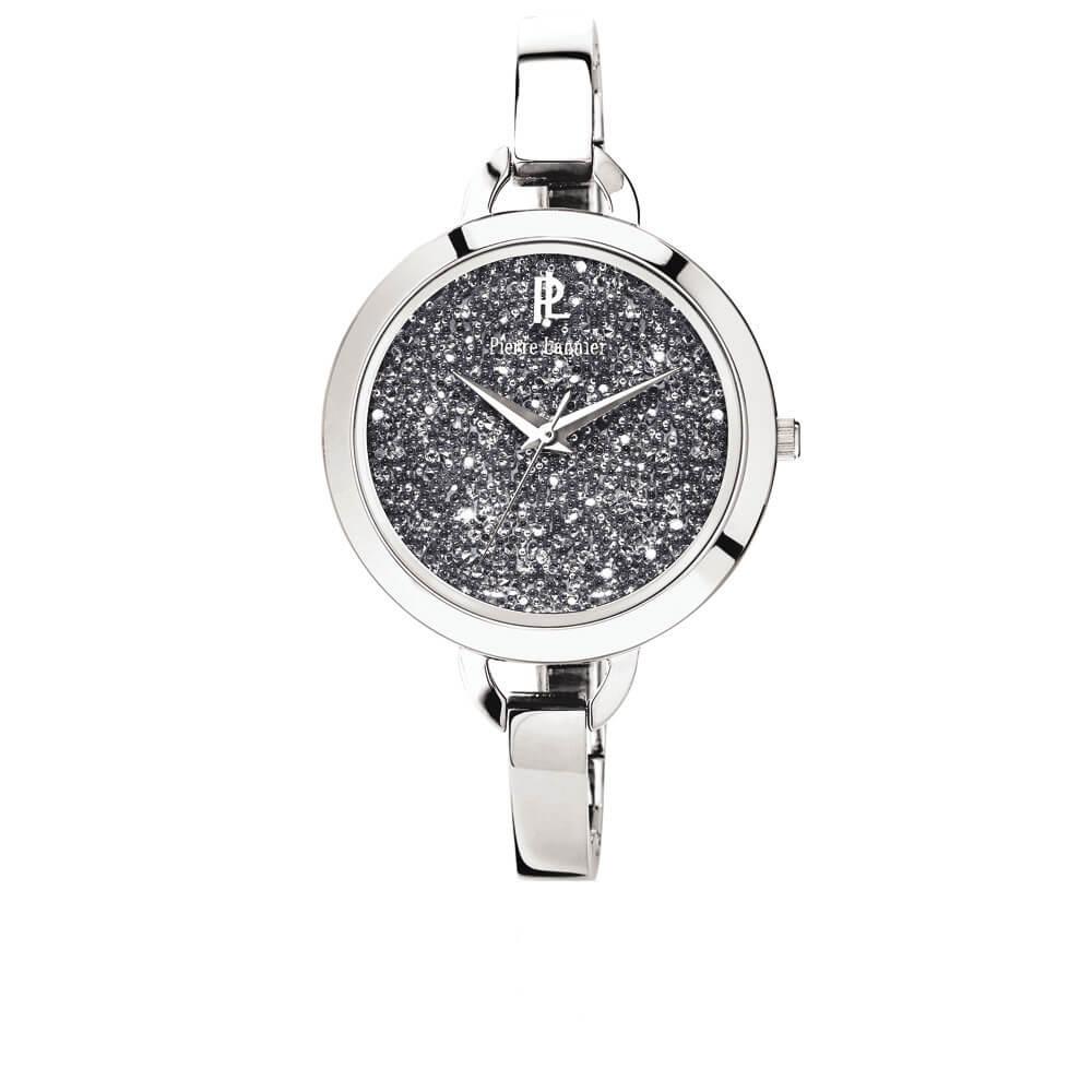 Γυναικείο ρολόι με μπρασελέ και καντράν από swarovski PIERRE LANNIER ... 54f04197069