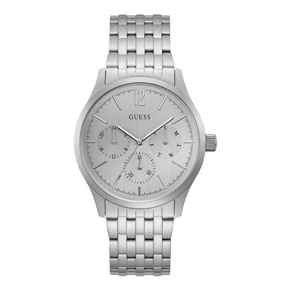 Unisex ρολόι με μπρασελέ GUESS W0995G1  8835841a673